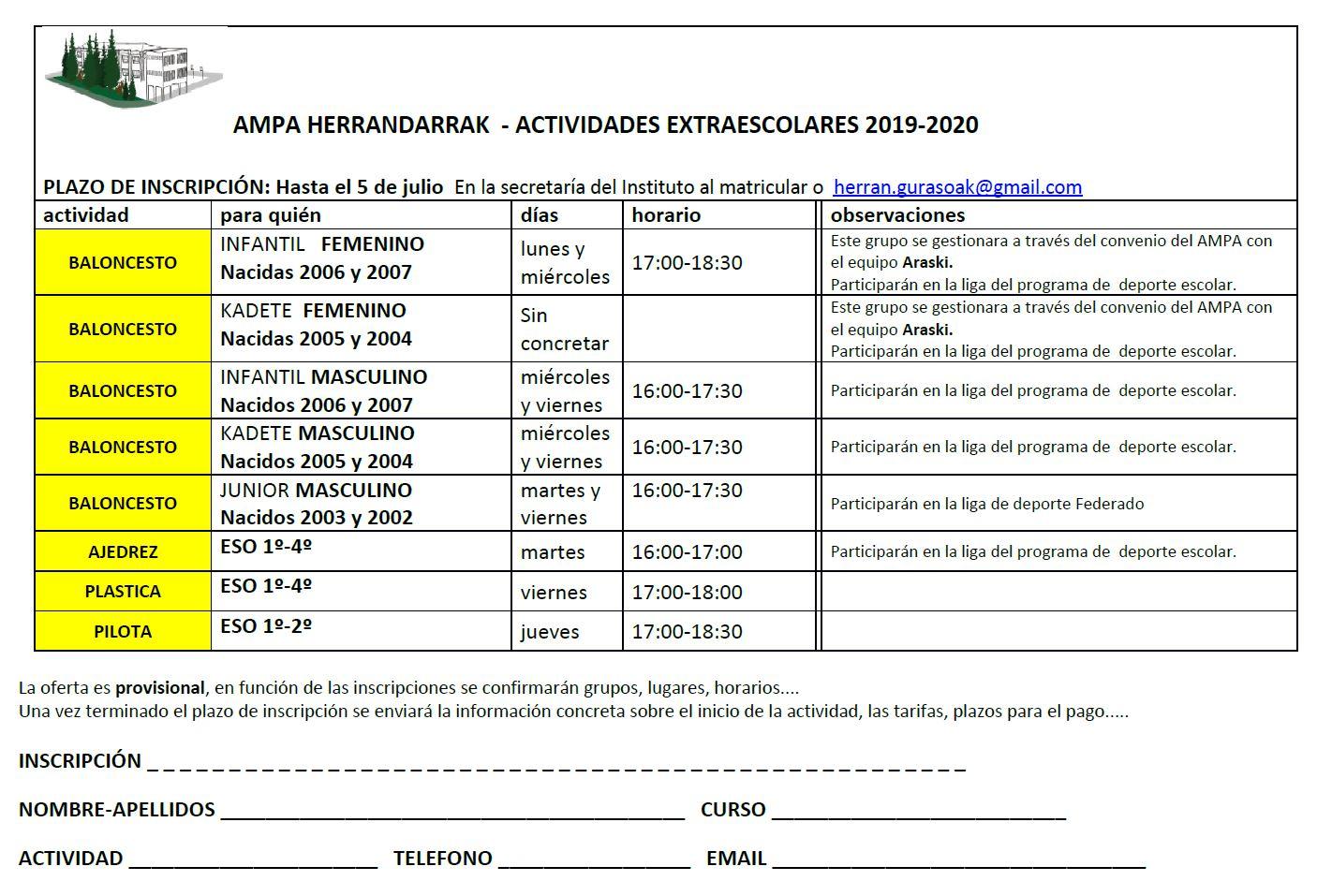 Calendario Laboral Alava 2020.Instituto Los Herran I E S Los Herran B H I